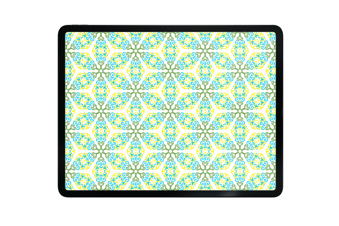 Patterns with Adobe fresco and adobe capture