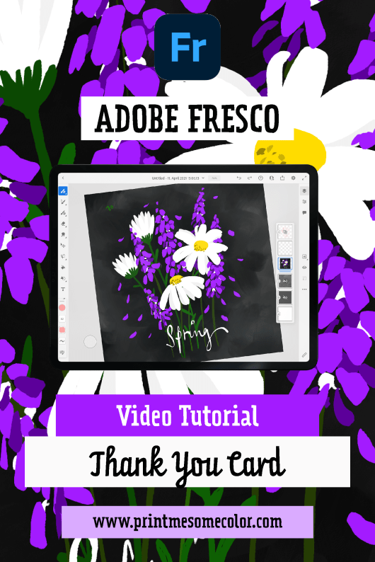 Adobe Fresco, adobe fresco tutorial, digital art