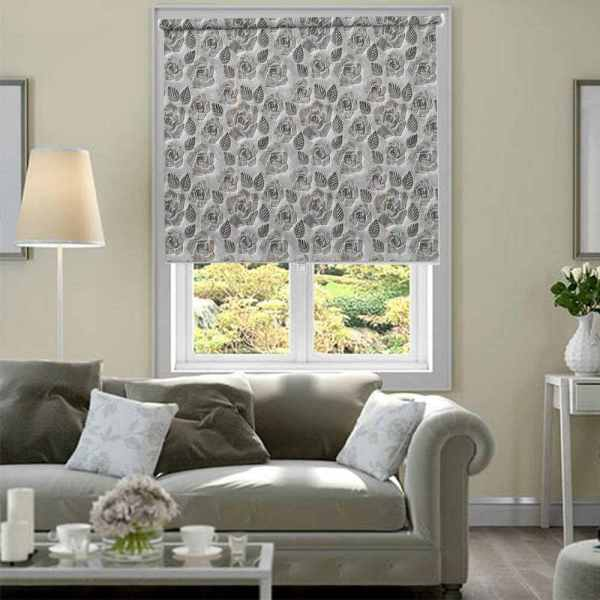3D Floral Nature Window Blinds