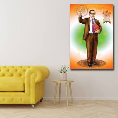 Ambedkar Wall Painting