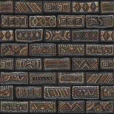 Tribal Pattern Blinds