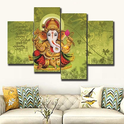 Ganesha Art Panels