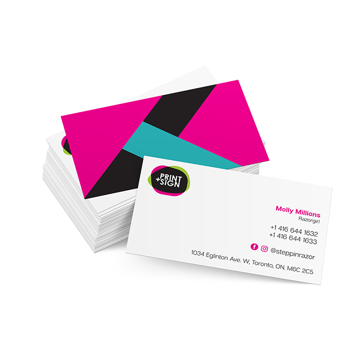 business card classic