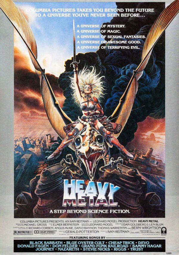 heavy metal film prints4u