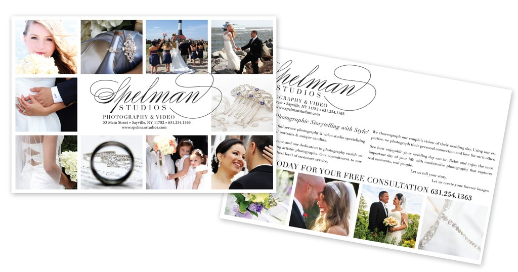 Spellman Postcard 1