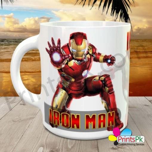 Iron Man Mug