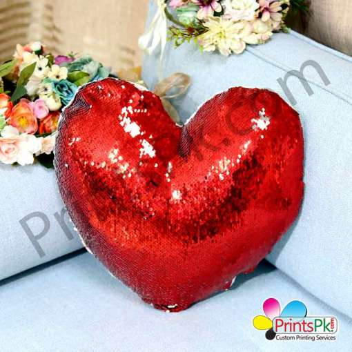 Magic-pillow-Heart-Shape-with-photo
