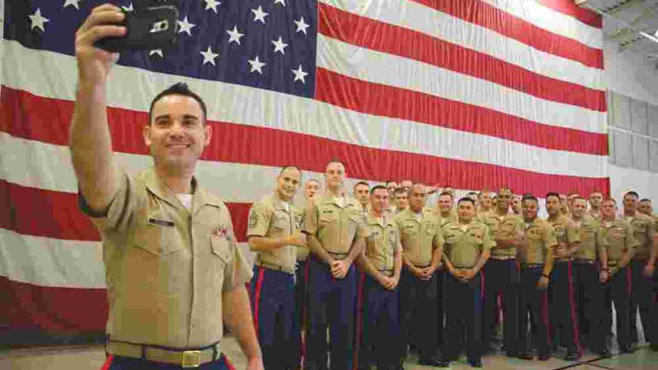 Brand Building Storytelling Marine Corps Veteran