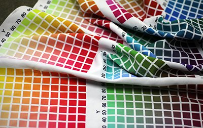Dye Sublimation (Textiles)