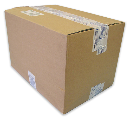 Image result for simple cardboard box