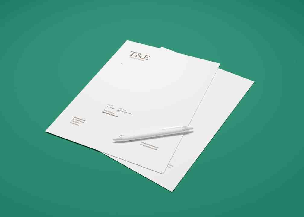 Letterhead 2 - PrintWow