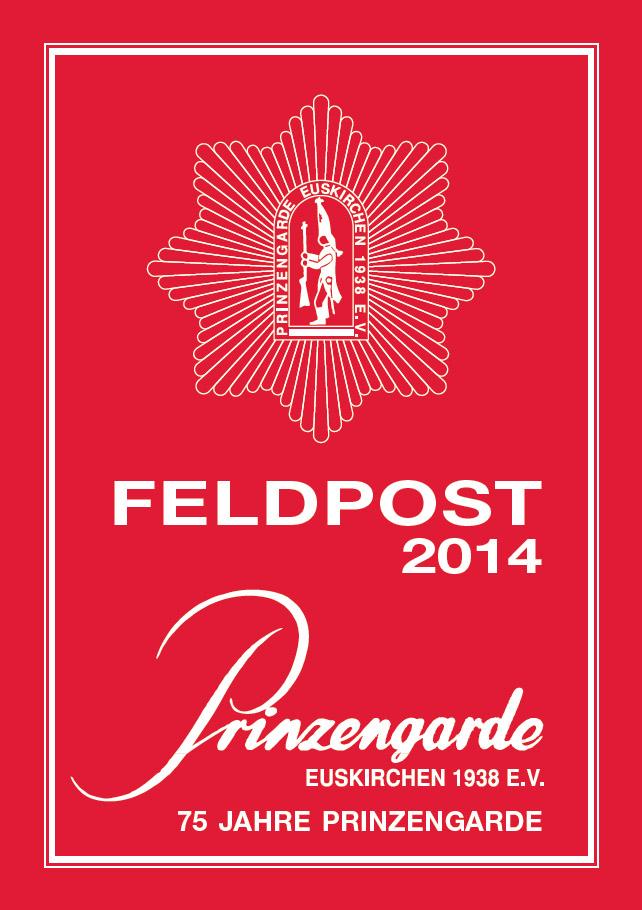 Feldpost 2014 Titelseite