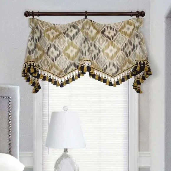 are valances dated and out of style in