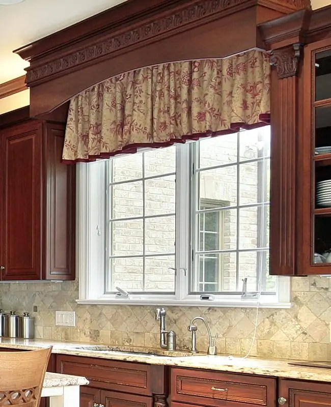 21 different styles of valances