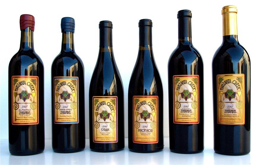 Bottle Line Up