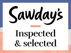 inspected by sawdays