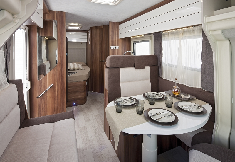 Roller Team Auto Roller 694 Luxury Motorhome From Priory