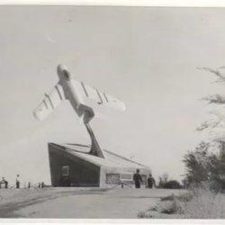 Памятник воинам-авиаторам