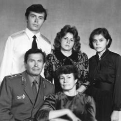 Семья Долгалевых