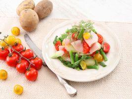Salata sa šunkom