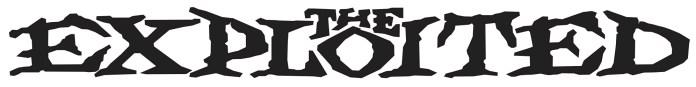 the_exploited_logo