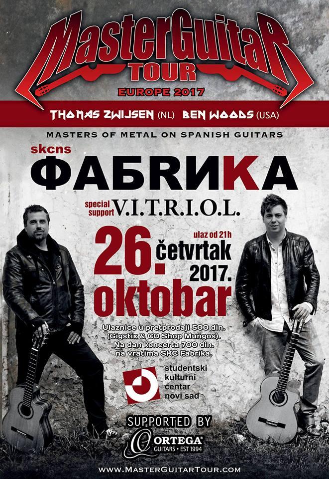 Master Guitar V.I.T.R.I.O.L. - SKC Fabrika, Novi Sad - 26.10.2017. (1)