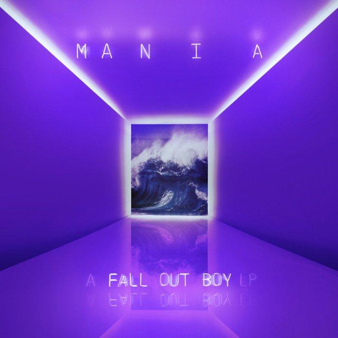 fall out boy mania