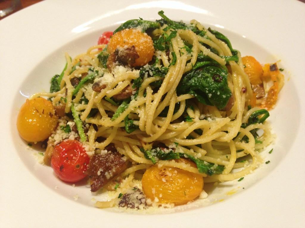 Seaguini Spaghetti