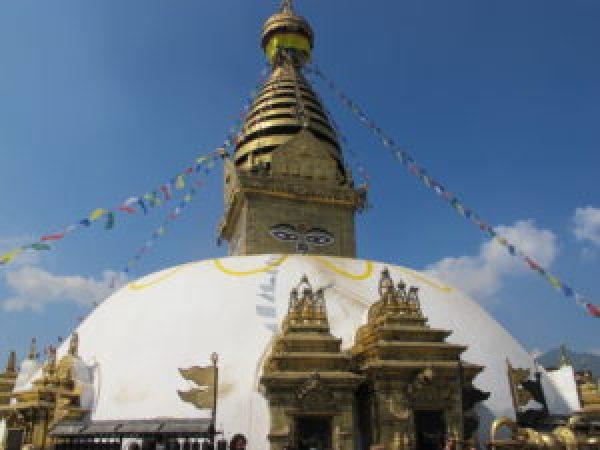 Suayambu Temple
