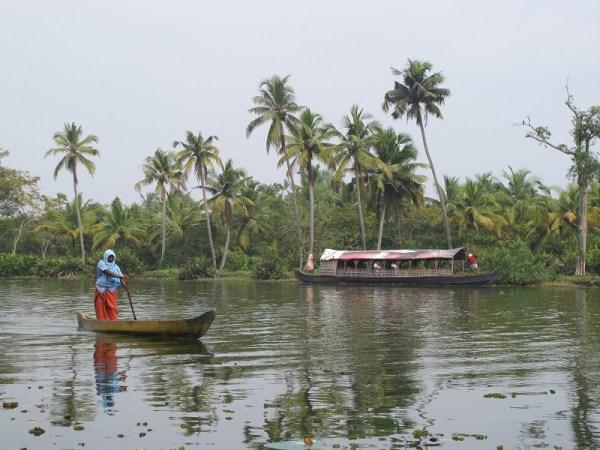 los-backwaters-de-kerala