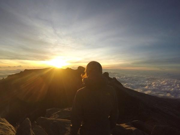Summit Mount Kinabalu