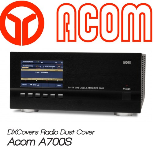 Acom A700S Radio Dust Cover