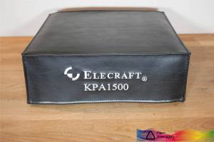 DX Covers Radio Dust Cover for the Elecraft KPA1500