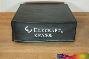 DX Covers Radio Dust Cover for the Elecraft KPA500