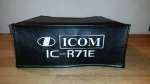 Icom IC-R71E DX Cover