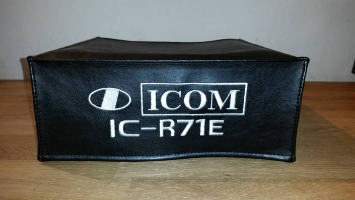 Icom IC-R71E DX Cover