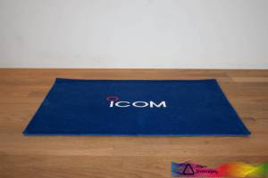 Icom Royal Blue Shack Mat