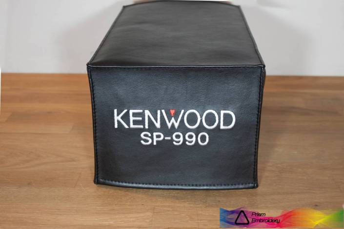 DX Covers Radio Dust Cover for the Kenwood SP-990 Speaker