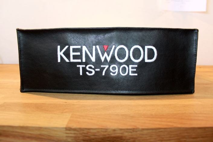 DX Covers radio dust cover for the Kenwood TS-790E