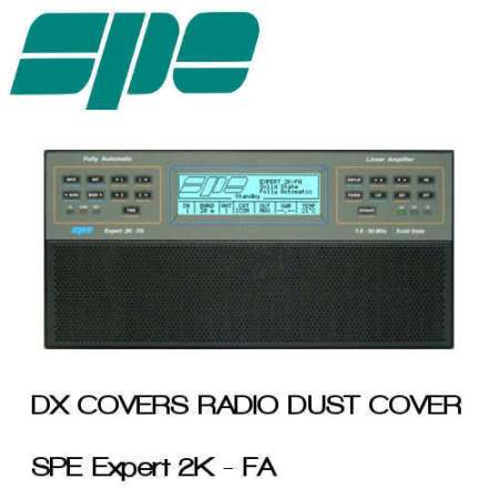 spe expert 2k-fa dx covers radio dust cover shop