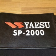DX Covers radio dust cover for the Yaesu SP-2000