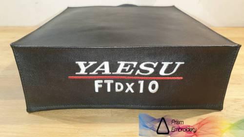 Yaesu ftdx10 radio dust cover