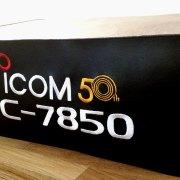 DX Covers radio dust cover for the ICOM IC-7850