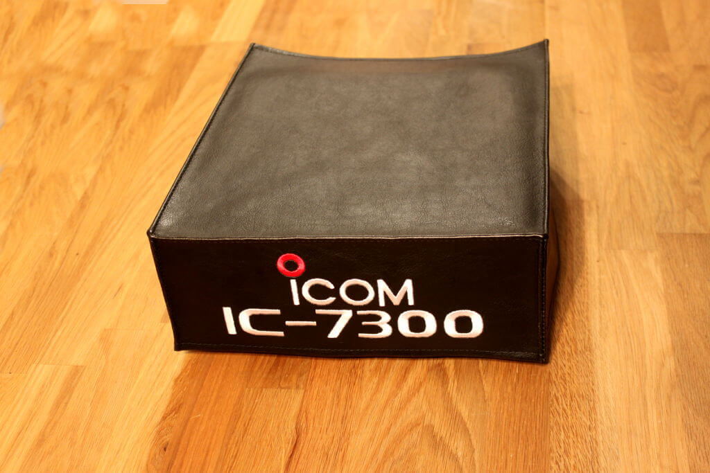 DX Covers radio dust cover for the ICOM IC-7300