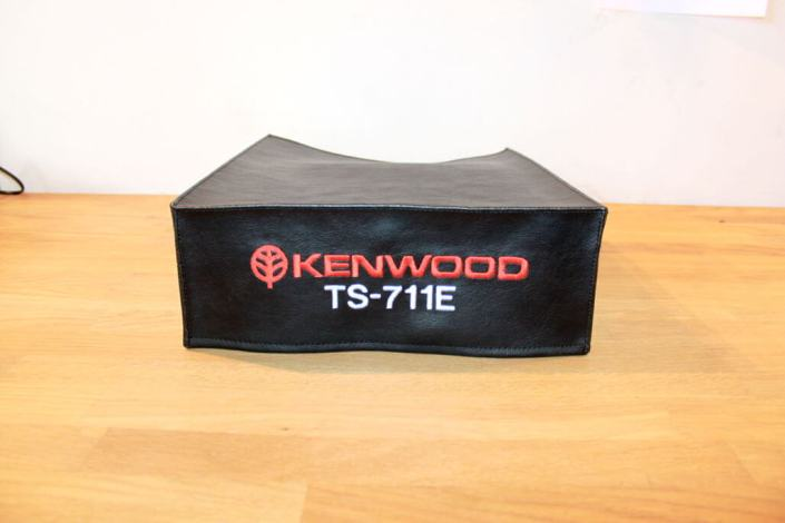 DX Covers radio dust cover for the Kenwood TS-711E