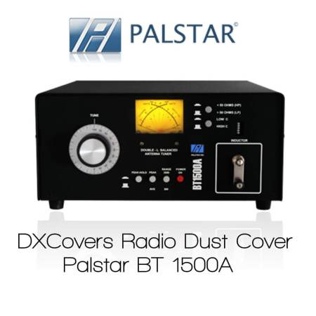 Palstar BT1500A DX Covers radio dust cover