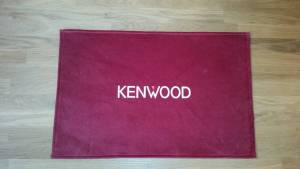 Kenwood Shack Mat Red wine