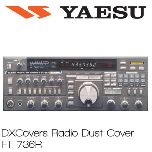 Yaesu FT-736R Radio Dust Cover