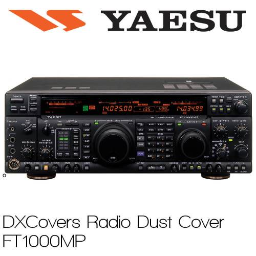 Yaesu FT-1000MP Prism Embroidery Radio Dust Covers shop logo