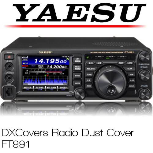 Yaesu FT-991 Prism Embroidery Radio Dust Covers shop logo